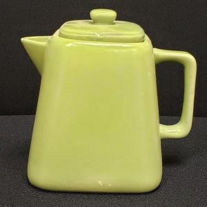 Starbucks Pottery Teapot